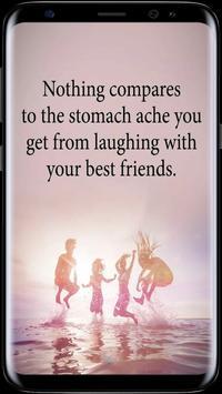 True Friendship Quotes screenshot 3