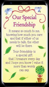 True Friendship Quotes screenshot 4