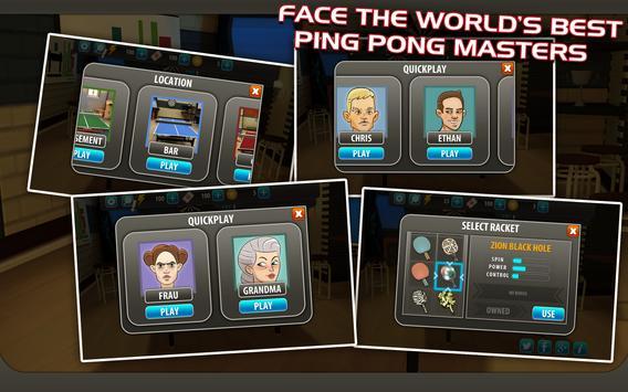 Ping Pong Masters screenshot 9