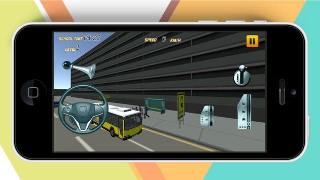 Real Bus Simulator 3D Mobile screenshot 1