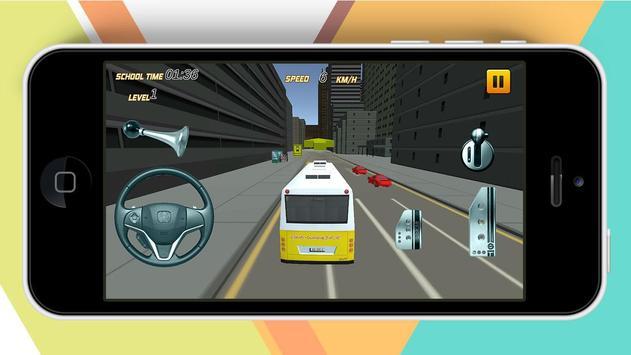 Real Bus Simulator 3D Mobile screenshot 2