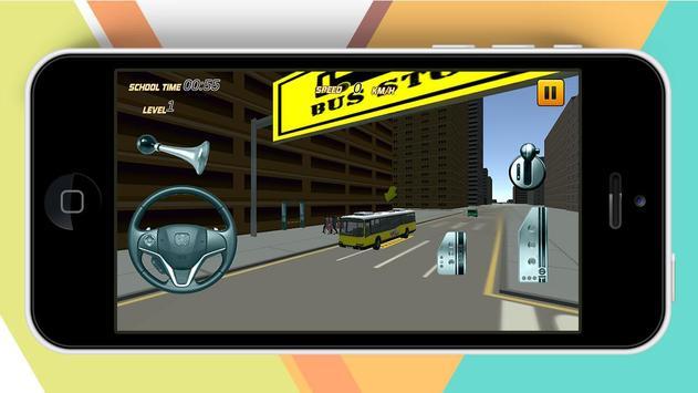Real Bus Simulator 3D Mobile screenshot 3