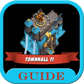 Guide for coc mobile : strategy,gems,coins -Tips icon