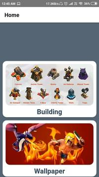 Guide for coc mobile : strategy,gems,coins -Tips screenshot 1