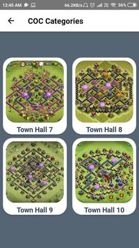 Guide for coc mobile : strategy,gems,coins -Tips screenshot 2