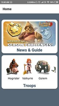 Guide for coc mobile : strategy,gems,coins -Tips screenshot 4