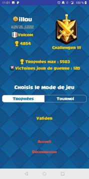Spell Comparator pour Clash Royale screenshot 4