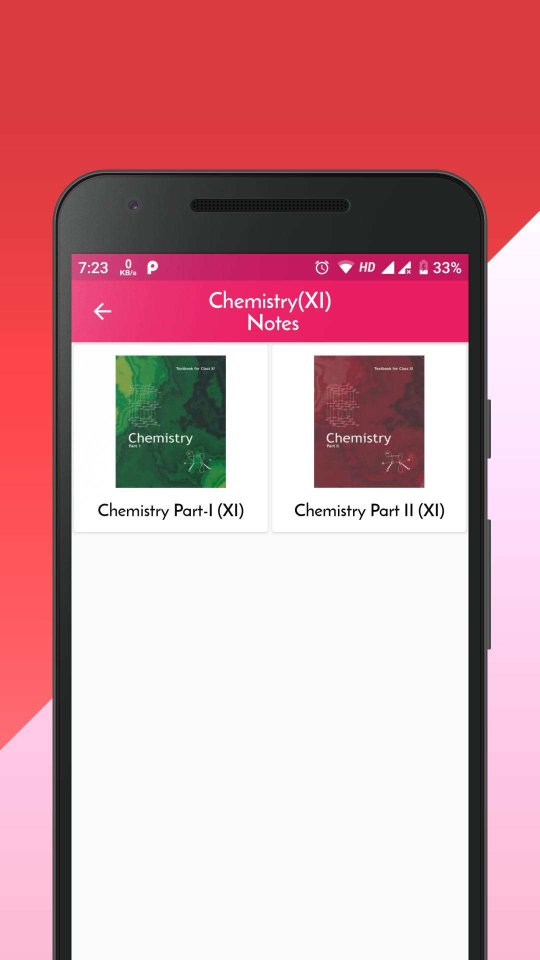 Class 11 Notes for Android - APK Download