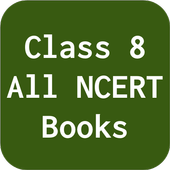 Class 8 NCERT Books icon