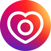 Likes and followers for Instagram icon