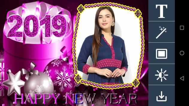 New Year Photo Frames 2020 screenshot 8