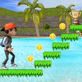 Water Stunts: New Boy Game 2020 icon