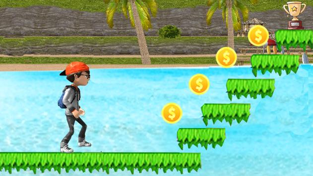 Water Stunts: New Boy Game 2020 poster