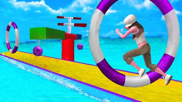 Water Stunts: New Boy Game 2020 screenshot 1