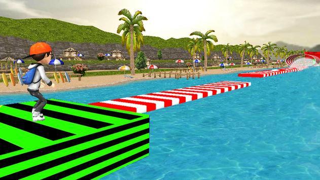 Water Stunts: New Boy Game 2020 screenshot 5