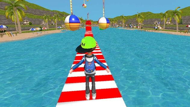 Water Stunts: New Boy Game 2020 screenshot 10