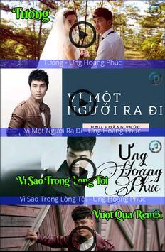 Nhạc chuông Ưng Hoàng Phúc hot screenshot 8
