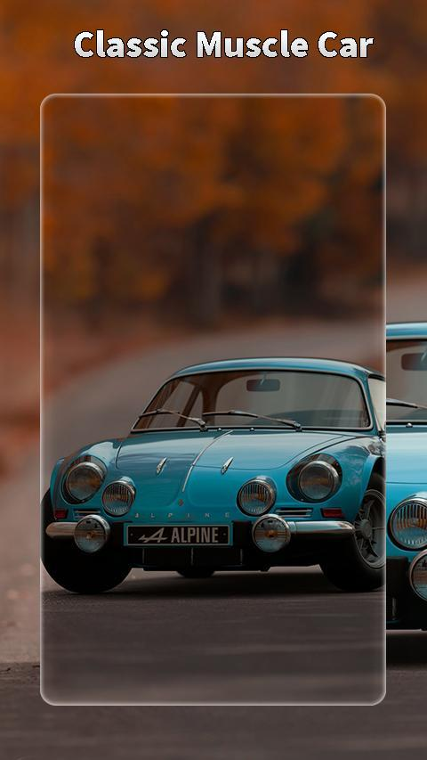 Classic Muscle Car Wallpapers 4k For Android Apk Download