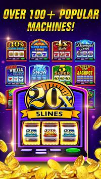 Lucky Draw - 3D Casino Slots poster