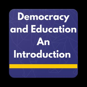Democracy and Education An Introduction free eBook poster