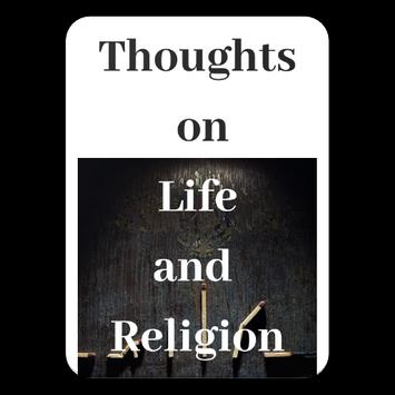 Thoughts On Life Free eBooks & Audio Books poster
