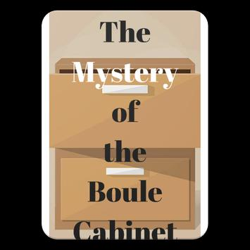 The Mystery Of The Boule Cabinet Free eBooks poster