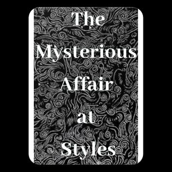 The Mysterious At Styles Free eBooks poster