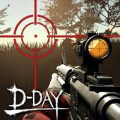 Zombie Hunter D-Day icon