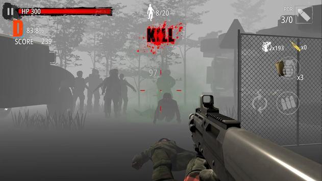 Zombie Hunter D-Day screenshot 6