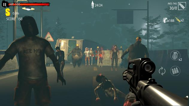Zombie Hunter D-Day screenshot 7