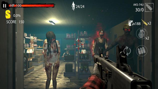 Zombie Hunter D-Day screenshot 8