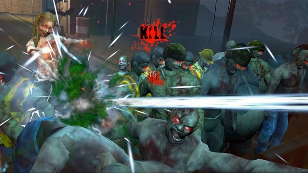 Zombie Hunter D-Day screenshot 20