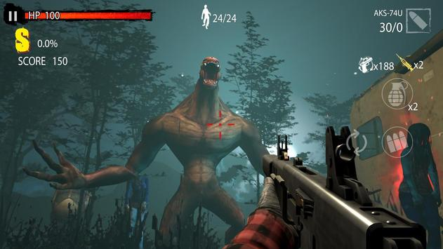 Zombie Hunter D-Day screenshot 14