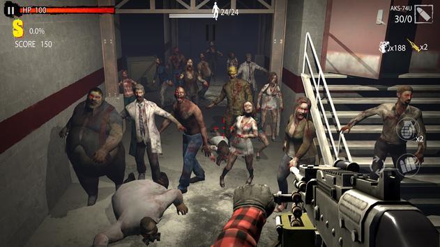 Zombie Hunter D-Day screenshot 9