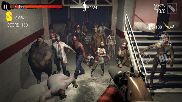 Zombie Hunter D-Day screenshot 3