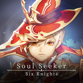 Soul Seeker: Six Knights – Strategy Action RPG icon