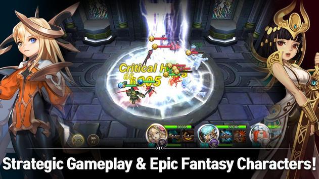 Soul Seeker: Six Knights – Strategy Action RPG screenshot 3