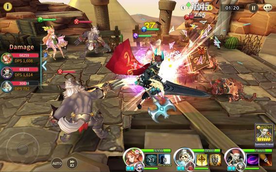 Soul Seeker: Six Knights – Strategy Action RPG screenshot 11