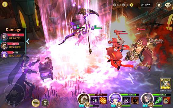 Soul Seeker: Six Knights – Strategy Action RPG screenshot 17