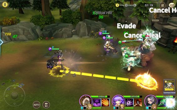 Soul Seeker: Six Knights – Strategy Action RPG screenshot 19