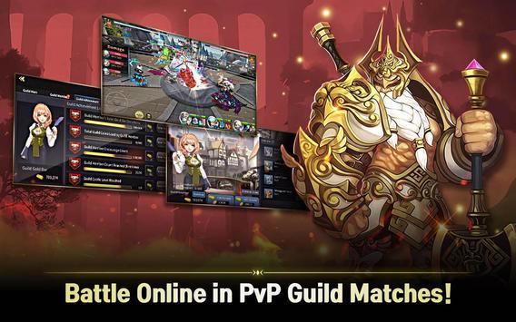 Soul Seeker: Six Knights – Strategy Action RPG screenshot 8