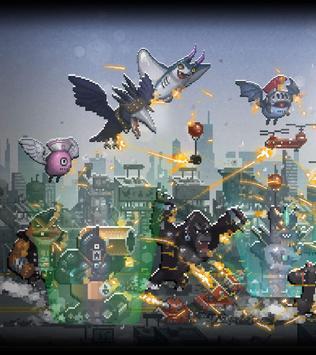 世界怪獣戦争 ポスター