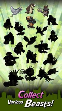 世界怪獣戦争 スクリーンショット 4