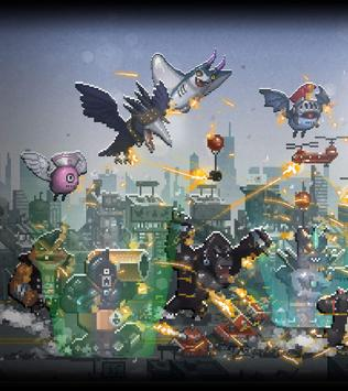 世界怪獣戦争 スクリーンショット 7