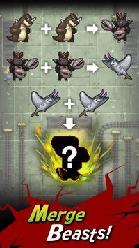 世界怪獣戦争 スクリーンショット 9