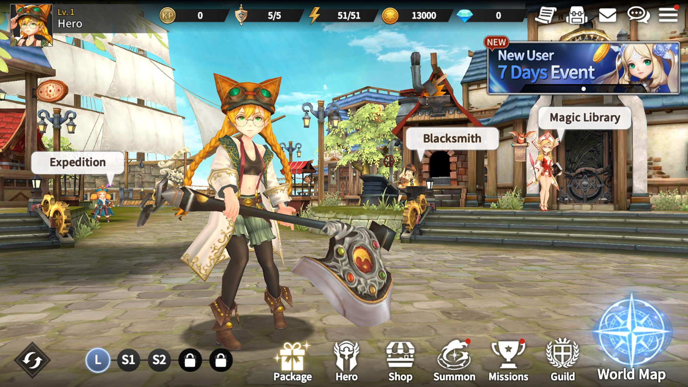 Soul Seeker R - Epic Action RPG for Android - APK Download