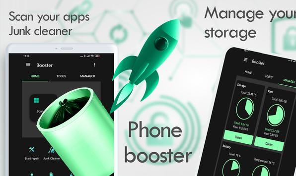 Booster for Android: optimizer & cache cleaner screenshot 8