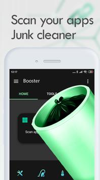 Booster for Android: optimizer & cache cleaner poster