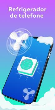 Phone Cleaner - limpeza de celular, Limpar o cache imagem de tela 1