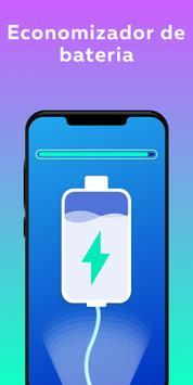 Phone Cleaner - limpeza de celular, Limpar o cache imagem de tela 2
